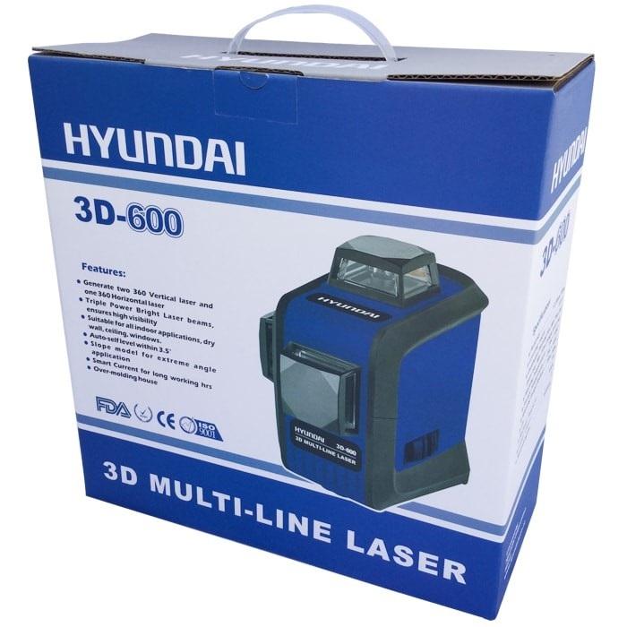 Hyundai 3D-600