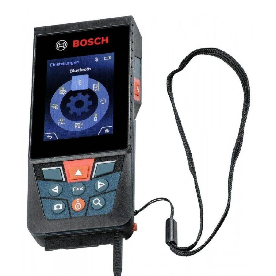 متر لیزری دوربین دار بوش مدل GLM 120 C