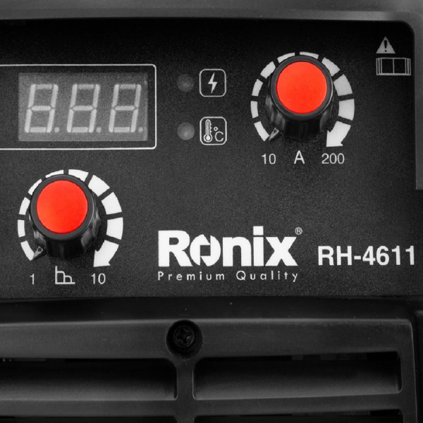 اینورتر جوشکاری 200 آمپر رونیکس مدل RH-4611